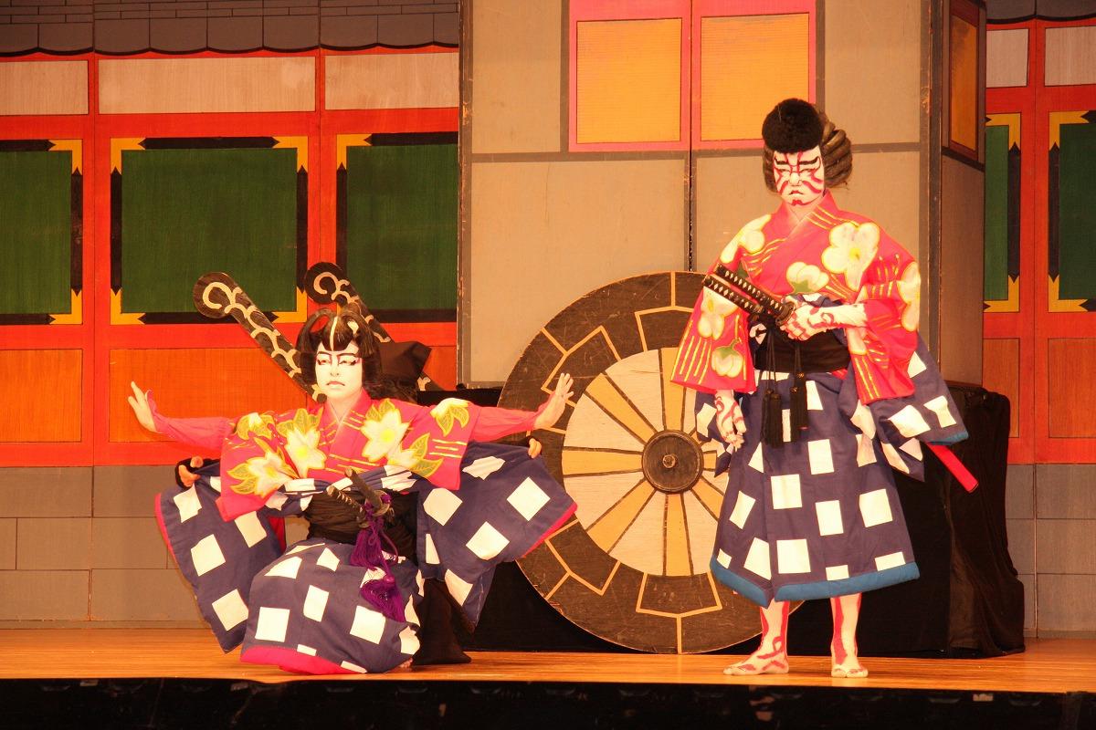 小鹿野町郷土芸能祭の画像