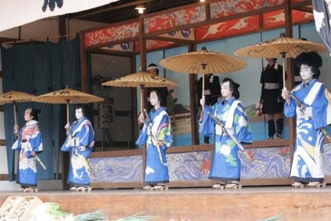 萩平歌舞伎の画像