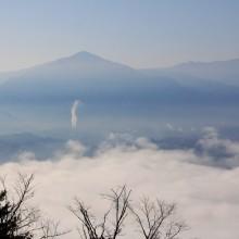 秩父雲海 美の山