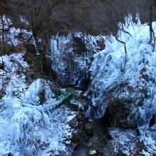尾之内渓谷氷柱 03