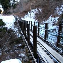 尾之内渓谷氷柱 05