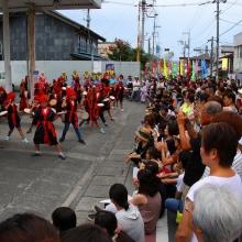 おがの七夕フェスティバル2017の画像