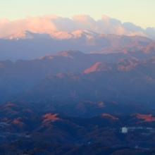 美の山雲海ツアー
