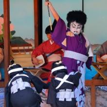 第21回萩平歌舞伎公演の画像
