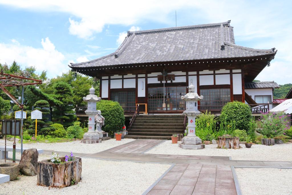 長瀞町タ宝寺桔梗