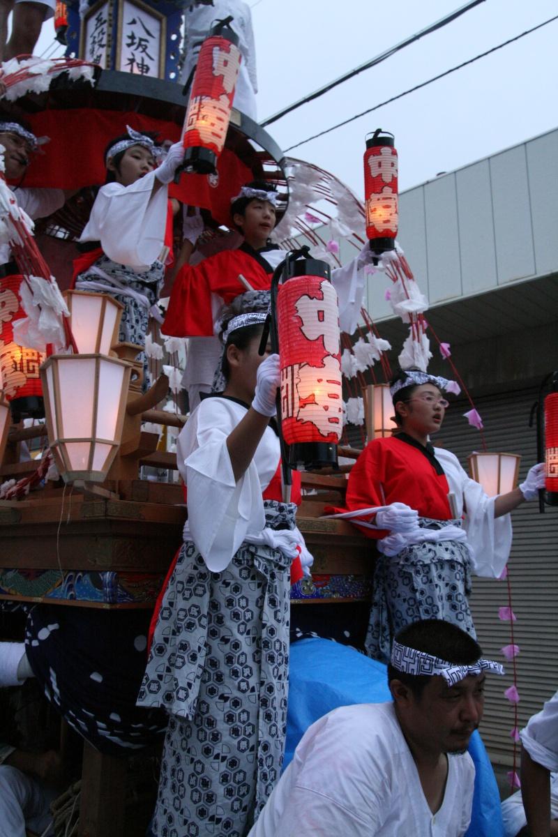 柿沢祇園祭