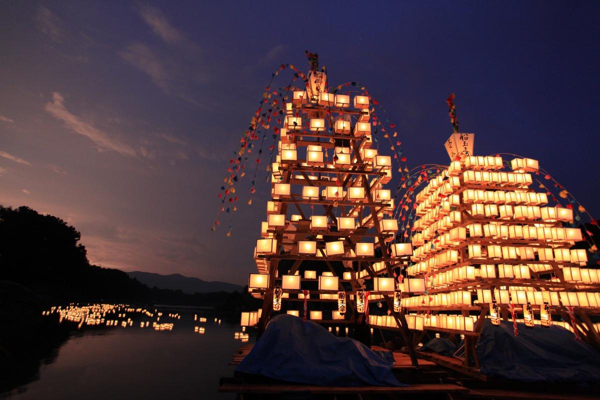長瀞町 船玉祭り