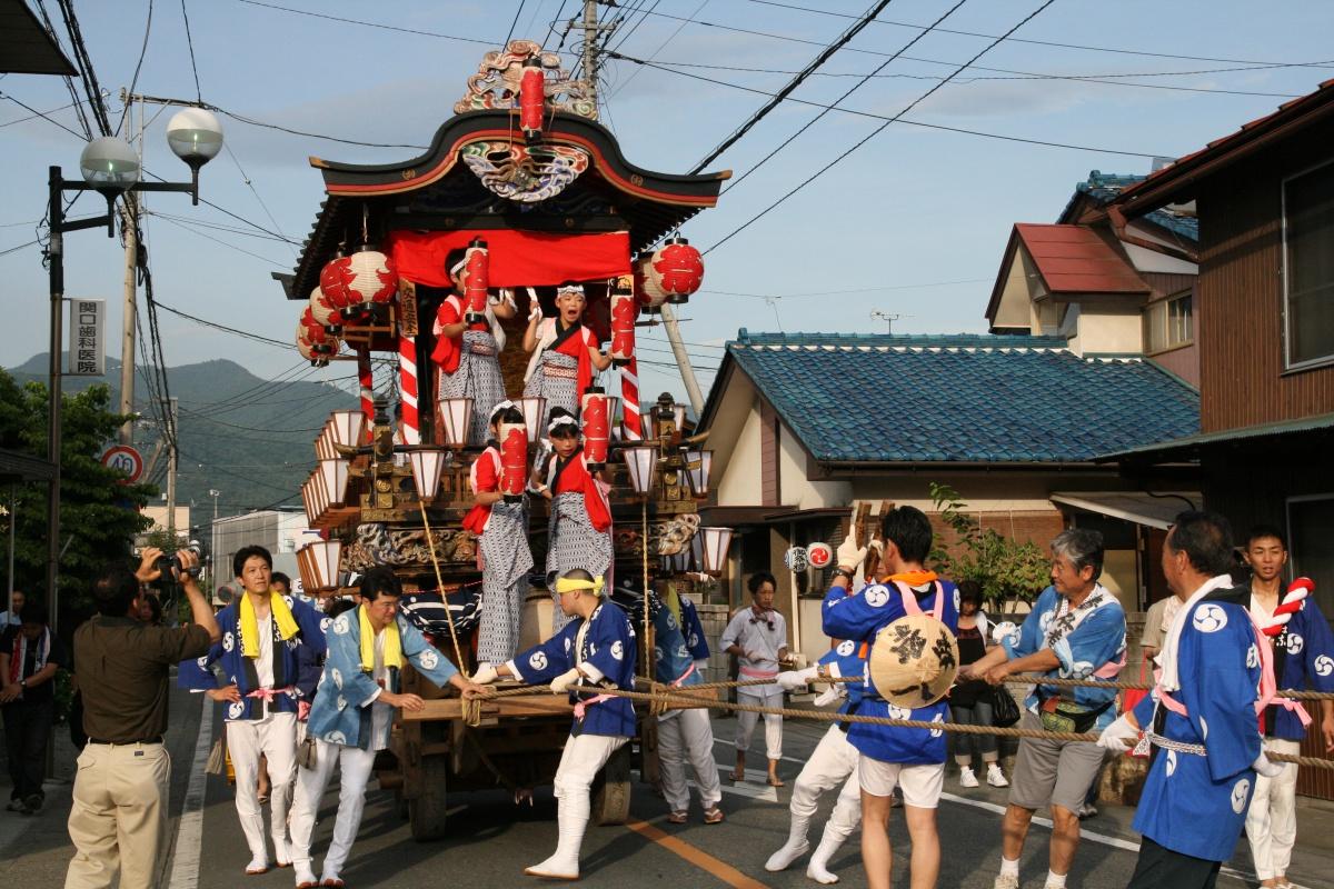 親鼻祇園祭