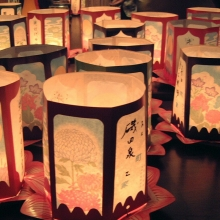 赤平川納涼花火大会の画像