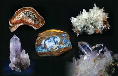 「水晶~鉱物界へのトビラ~」