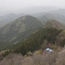 城峯山山開き