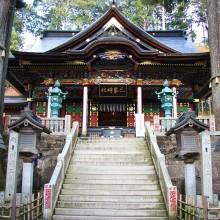 三峯神社紅葉