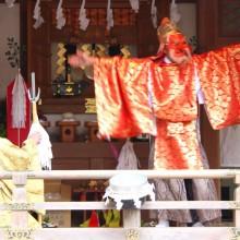 寶登山神社・節分追儺祭