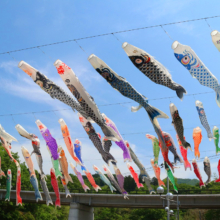 横瀬こいのぼり祭り