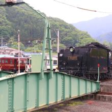 秩父鉄道 SLパレオエクスプレスの画像