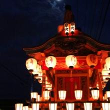 原の祇園祭の画像