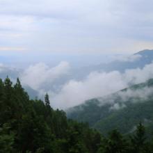 山の日 三峯神社の画像