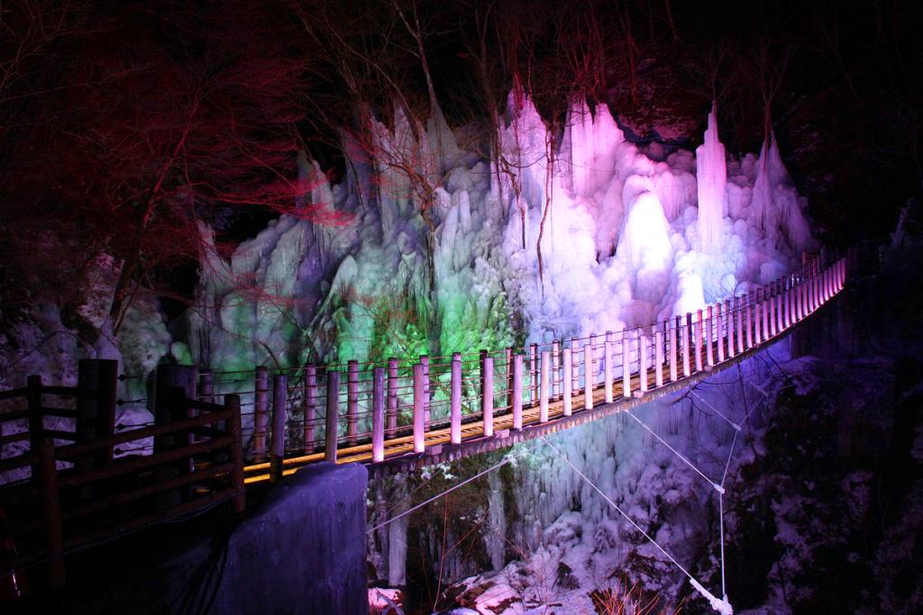 尾ノ内氷柱の画像