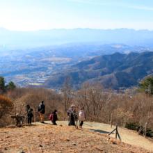 宝登山山頂の画像