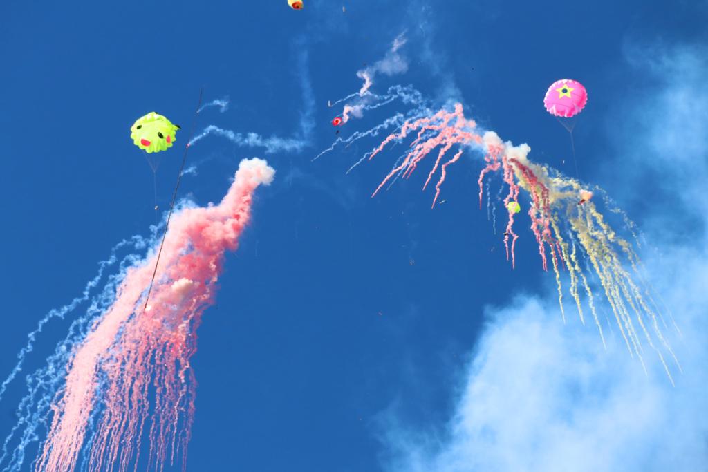 龍勢祭の画像