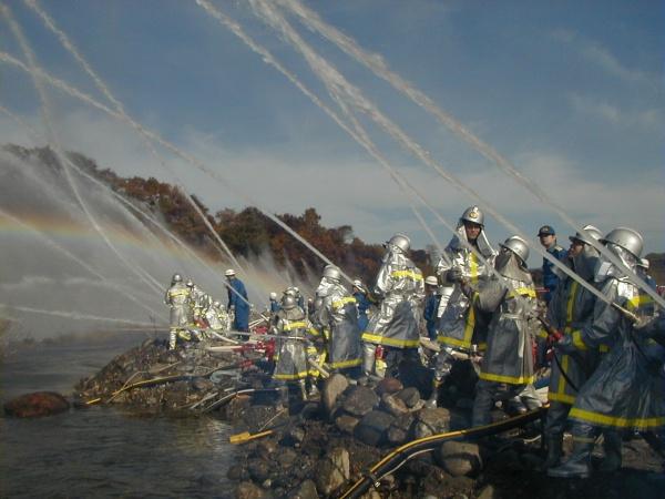 埼玉消防機器