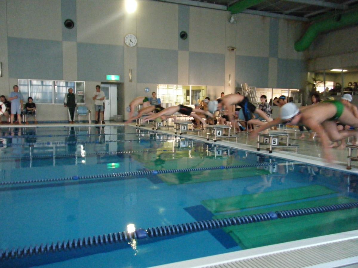 皆野町水泳スポーツ少年団