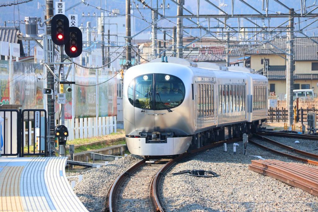 西武鉄道新型特急「Laview(ラビュー)」